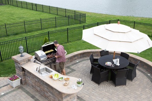 Outdoor Kitchen Ideas For Designing The Ultimate Outdoor Kitchen - Designing Outdoor Kitchen