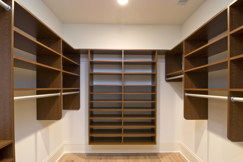 Make It Personal With Custom Walk In Closet Design